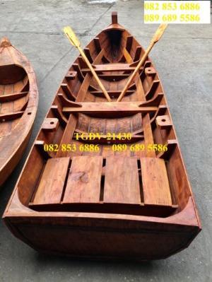 Thuyền gỗ chèo tay, Thuyền gỗ thể thao dã ngoại, Thuyền thả câu, Thuyền gỗ câu cá