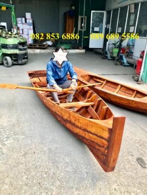 Thuyền gỗ chèo tay, thể thao dã ngoại, thả câu, câu cá(từ 10.5 triệu)