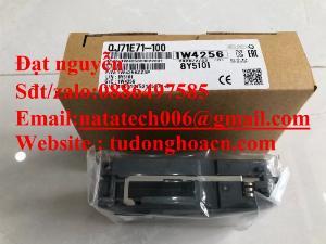 Mô đun mạng QJ71E71-100 chính hãng mới 100%
