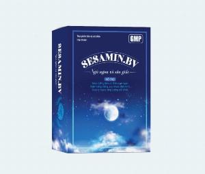 SESAMIND.BV - Dùng cho người bị mất ngủ, khó ngủ, ngủ không sâu giấc.