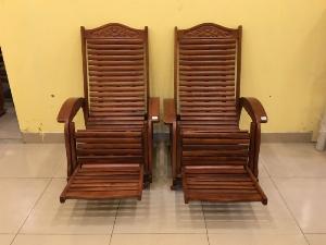 Ghế lười gỗ căm xe – BBG76