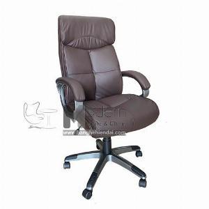 Ghế văn phòng lưng cao nệm chân xoay dành cho trưởng phòng CM4421-P
