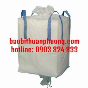 Bao jumbo đựng lúa gạo trữ kho 1 tấn giá rẻ
