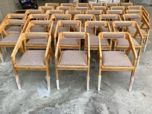 Ghế gỗ niệm giá rẻ Ak 004