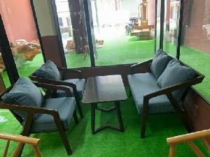 Bộ bàn ghế sofa phòng lạnh cao cấp