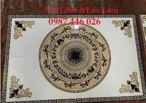 Thảm gạch sàn HP6210