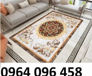 Gạch thảm lát đại sảnh - phòng khách - FN66