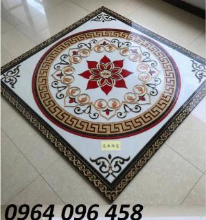 Gạch thảm cao cấp phòng khách - RG55