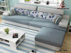 Sofa Vải Giá Rẻ Đẹp Mê My Tại Việt Phát