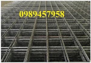Sản xuất loại lưới thép đổ bê tông công trình A4