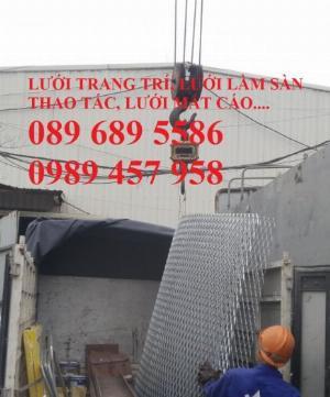 Lưới thép làm lan can nhà, Lưới chắn đường cao tốc, Lưới ngăn ki ốt chợ