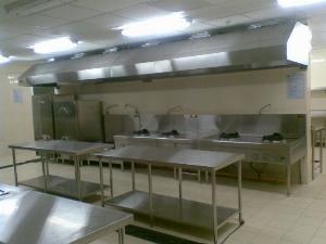 Chụp hút khói bếp công nghiệp Hải Minh HM 014