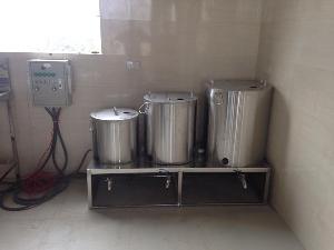 Nồi nấu phở điện công nghiệp Hải Minh HM 015