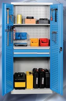 Tủ chứa dụng cụ vạt tư  LV - 2301