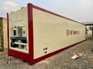 Container lạnh tủ đông lạnh