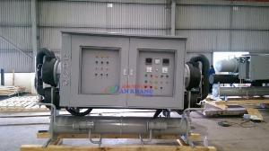 Sửa chữa, cải tạo máy làm lạnh nước công nghiệp ( water chiller )