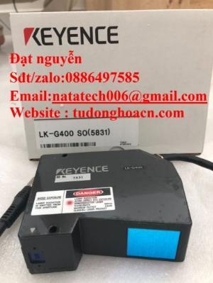 LK-G400 Đầu cảm biến Keyence Mới 100% chính hãng
