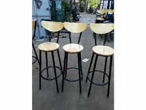 Ghế gỗ quầy đủ màu giá rẻ