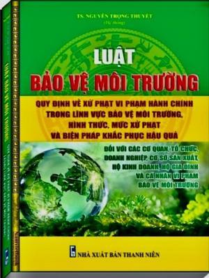 Sách về bảo vệ môi trường