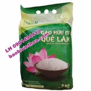Túi gạo 1kg, 2kg, 5kg, 10kg giá rẻ