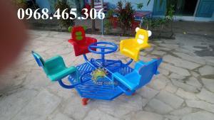 2021-05-12 09:18:21  1  Đu quay 4 chỗ ngồi trẻ em 4,950,000
