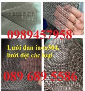2021-05-12 11:15:04  4  Lưới Inox đan 3x3, 5x5, 10x10, 12x12, 20x20, 30x30, 50x50 80,000