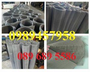 2021-05-12 11:15:04 Lưới Inox đan 3x3, 5x5, 10x10, 12x12, 20x20, 30x30, 50x50 80,000