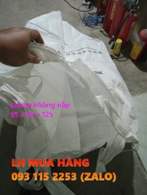 2021-05-12 13:40:11  2  Túi jumbo 1 tấn không nắp chứa lúa, viên nén trữ kho 74,000