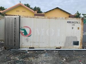 Container lạnh 20feet Nhật Bản MOL