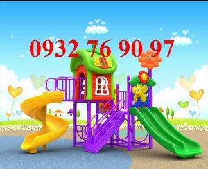 2021-05-12 14:35:29 Cầu trượt 2 máng cho bé giá rẻ 20,000,000