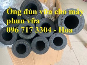 2021-05-12 15:12:40 Phân phối ống cao su phun vữa dùng cho máy phun vữa 1,500,000