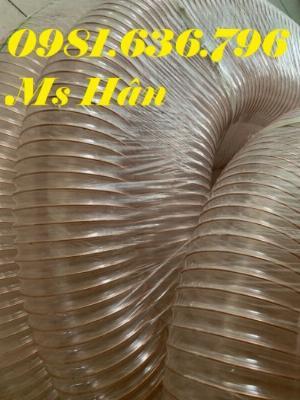 2021-05-12 15:27:57 Ống gió hút bụi PU cao cấp phi 150 310,000