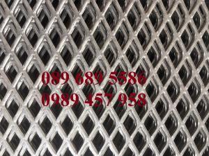 2021-05-12 22:15:52  12  Lưới dập giãn 36x101, 10x20, 20x40, Lưới mắt cáo, lưới hình thoi có sẵn 26,000