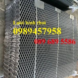 Lưới dập giãn 36x101, 10x20, 20x40, Lưới mắt cáo, lưới hình thoi có sẵn