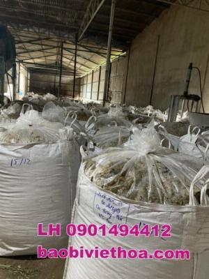 Bao Jumbo đựng cỏ, đựng bắp ủ chua