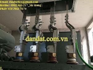 Hệ thống thanh dẫn điện - thanh cáp Busway, Thanh cái đồng mềm nối máy biến áp