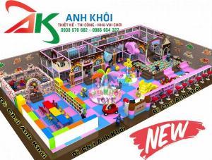 Chi phí lắp đặt khu vui chơi trẻ em giá rẻ