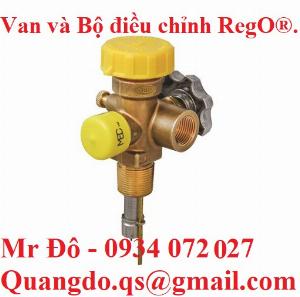 Van điều chỉnh khí Rego | Nhà phân phối van Rego