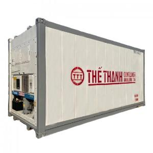 Container lạnh 20feet cáo 2.9m Thế Thanh Container