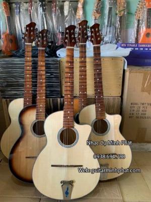 Quận Tân Phú -  Bán đàn guitar tân cổ phím lõm giá rẻ