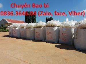 Bao Jumbo ủ chua (Bao ủ rơm, bắp, cỏ)