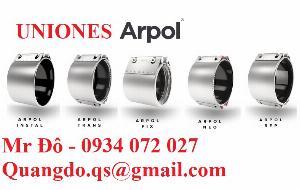 Khớp Nối Linh Hoạt Arpol | Uniones Arpol | Khớp nối ống