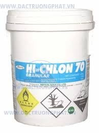 Clorin Nippon 70% Nhật Bản - Chlorine Hi Chlon 70%