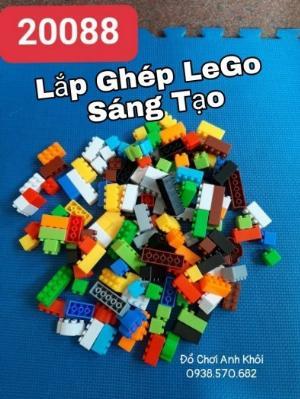 Lắp ghép Lego tư duy sáng tạo cho trẻ