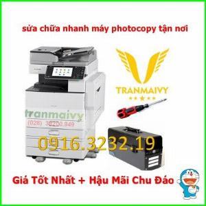 Bán Và Lắp Đặt Linh Kiện Máy Photocopy Canon Ricoh Kyocera Xerox