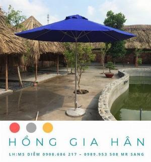 Dù Che Mua Nắng Trang Trí Sân Vườn, Cafe Hồng Gia Hân