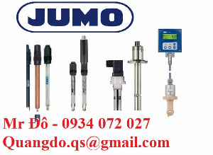 Nhà phân phối đầu dò nhiệt Jumo tại Việt Nam