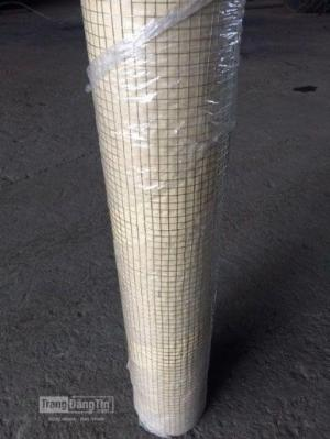 Lưới thép tô tường chống nứt 6x12mm; 10x10mm; 10x20mm