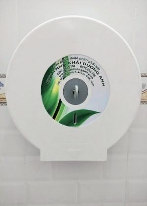 Hộp đựng giấy vệ sinh cuộn lớn, hộp đựng giấy giá rẻ