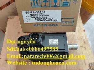 SGMS-30A6A động cơ Yaskawa CNC chính hãng mới 100%